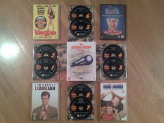 Make Me Laugh (Phil Sherry) Tags: dvd comedy kingpin dumbdumber themanwithtwobrains liarliar thecomicstrippresents