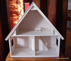 The story of a dollhouse (Anna Amnell) Tags: miniatures miniatura dollhouse dollshouse munecas puppenhaus nukkekoti nukketalo
