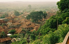 Another View (Barefoot In Florida) Tags: africa rock landscape nigeria abeokuta olumo