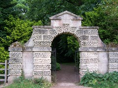 arch (caro1_uk) Tags: nottinghamshire sundaywalks clumberpark