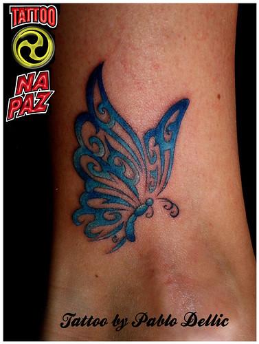 Tattoo bonita e feminina desBlogueador de conversa: Setembro 2005
