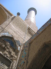 to infinity (Alieh) Tags: architecture ancient iran isfahan aliehs monarsareban