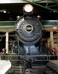AG521 Steam Engine 1223 (listentoreason) Tags: train geotagged technology favorites transportation score40