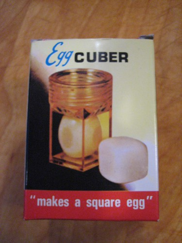 Egg Cuber by Andrew Huff.