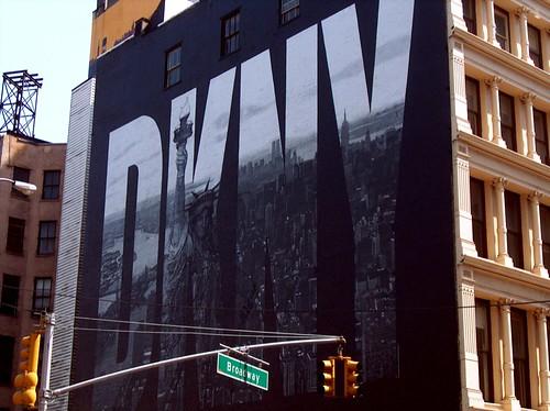 DKNY Hoarding