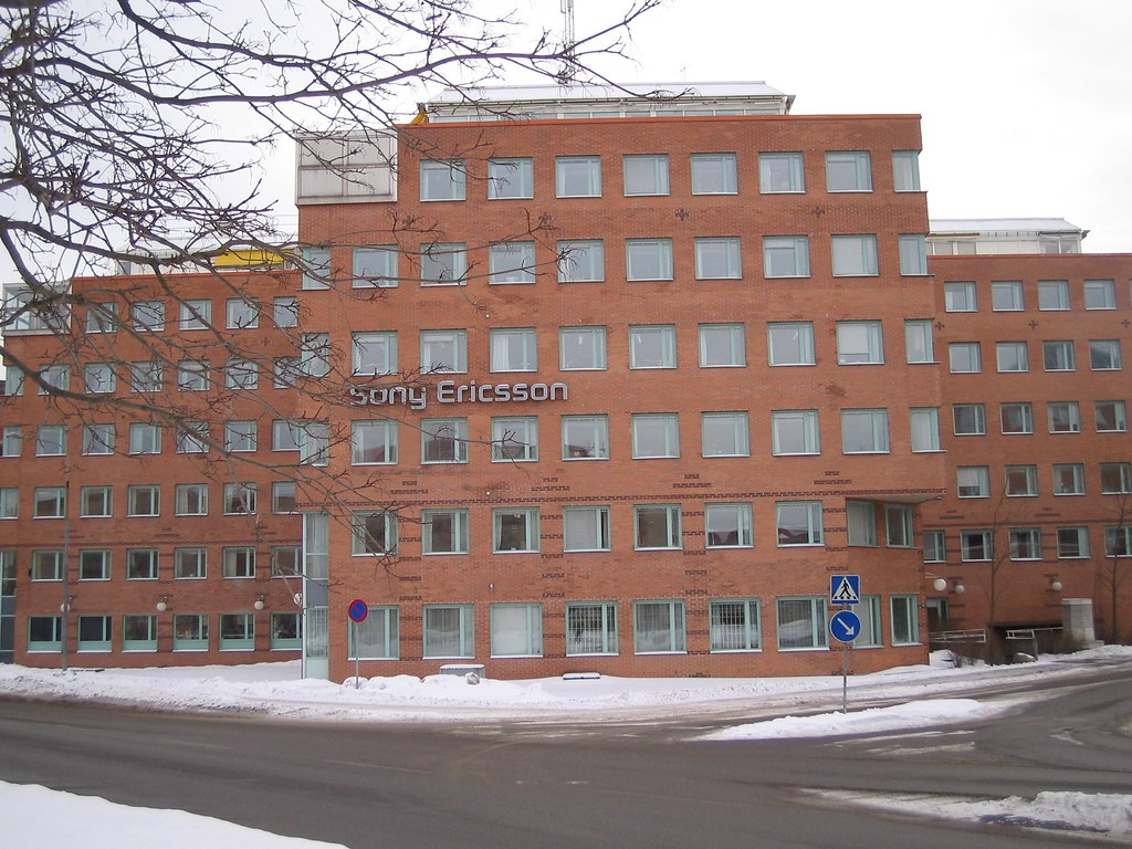 Kista is a district of Stockholm Municipality in Sweden (Camera Malfunctioned Due To The Cold)