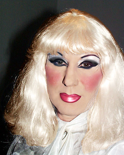 Busty blonde tranny ana mancini