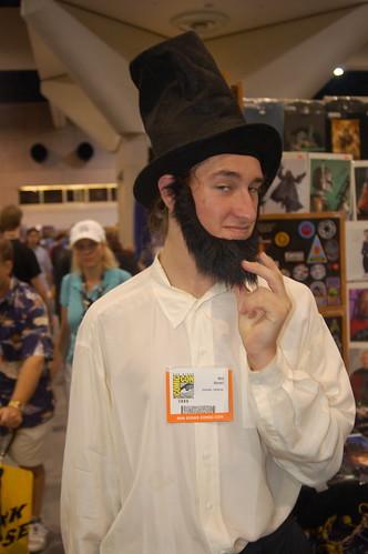 Comic Con 2006: Lincoln