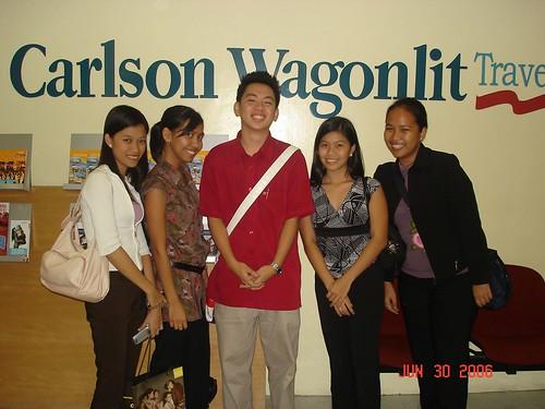 Carlson Wagonlit Travel. asynjure
