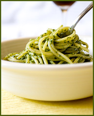 Pesto (ghirson) Tags: food wine pasta pesto 30d 1740f4l utatafeature