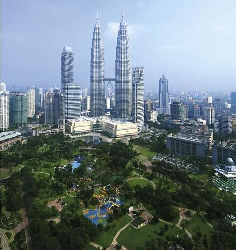 Kuala Lumpur City Centre KLCC