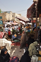 Market (Thorsten Reiprich) Tags: africa city people urban travelling sunshine spring egypt heat assuan