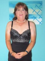 Near Up (Trixy Deans) Tags: cute sexy tv cd crossdressing tgirl tranny transvestite corset trans transgendered crossdresser crossdress sexylegs transsexual classy trixy sexyblonde tgirls xdresser transvesite sexyheels trixydeans sexytransvestite