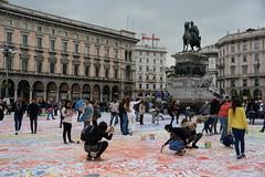 Milano colori (pineider) Tags: italy milan europa italia colours boobs euro titts milano colores topless colori tette