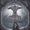 Mjöllnir (14) (fiore.auditore) Tags: thor mythology mythologie mjölnir asatru mjöllnir