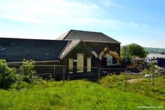 Photo of Blackwood Junior School Demolition