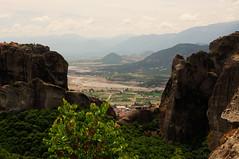 Peneas Valley view (debceenez) Tags: world heritage site unesco greece monks meteora monasteries kalampaka kastraki