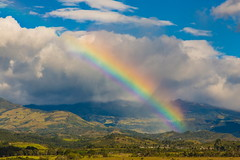 Arcoriris (Jos M. Arboleda) Tags: color sol canon eos rainbow colombia jose cielo 5d nube arboleda markiii popayn ef24105mmf4lisusm luuvia arcoriris josmarboledac ruby10
