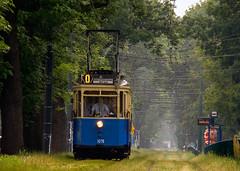 Linke-Hoffman LH 1076 (Andrzej Rusznica) Tags: old tram lh kraków cracow hoffman touristic krakau tramwaj oldtram linke linkehoffman touristicline