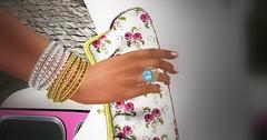 271 - Uptown & Delice (Sannita_Cortes) Tags: fashion female necklace dress sale earring it ring jewellery sl purse secondlife virtual bracelet styles clutch ikon peeptoe virtualworld flippant slink maitr pencildress meshbody virtualfashion argrace imeka glamaffair my60lsecretsale indulgetemptation 45lindensale