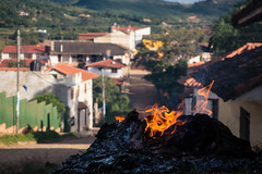 Samaipata Trash Fire
