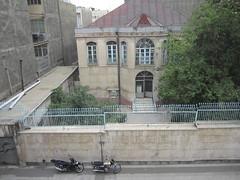 Synagogue where memorial exists
