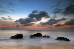 Medias Lunas (Xicu..) Tags: amanecer nd eivissa aguasblancas nikkor1755mm nikond90 filtroslee