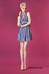 Hermina mini (dunikowski) Tags: suknia sukienki wieczorowe sukienka dagnez wieczorowa dagnezpl