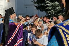 76. The blessing of water on the day of the Svyatogorsk icon of the Mother of God / Водосвятный молебен в день празднования Святогорской иконы Божией Матери