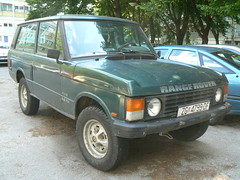 Range Rover (Adam's Gallery) Tags: rover zagreb land range