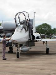 AE9-27 RIAT Fairford Thursday 16 July 2015 (ACW367) Tags: fairford riat northrop spanishairforce sf5m ae927