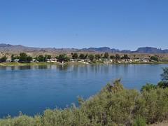 Parker, Arizona (Jasperdo) Tags: california arizona river landscape scenery roadtrip coloradoriver parker earp