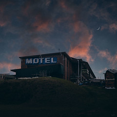 Regional Moments (thomasbrownphoto) Tags: 645z medium format australia contemporary motel hotel old cinematic thomas brown series regional moments