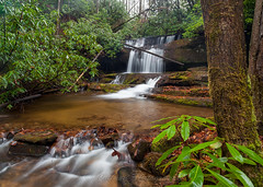 Crow Creek Falls (John Cothron) Tags: 35mmformat 5dmarkii 5d2 5dii 5dmkii americansouth cpl canoneos5dmkii cothronphotography crowcreek crowcreekfalls crowcreekroad crowmountain distagon2128ze distagont2821ze dixie georgia johncothron lakemont rabuncounty southatlanticstates southernregion thesouth us usa unitedstatesofamerica zeissdistagont21mm28ze afternoonlight circularpolarizingfilter cold creek digital falling flowing freshwater landscape longexposure mountain nature outdoor river rock scenic stormyweather stream water waterfall winter img13918161218 ©johncothron