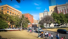 2016.12.29 Grassy Knoll and School Books, Dallas, TX USA 09787
