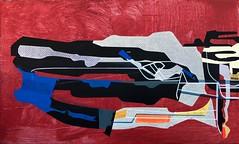 Jim Harris: Untitled. (Jim Harris: Artist.) Tags: art arte konst kunst künstler painting peinture paintings avantgarde maalaus makabe málverk malerei geometric geometrický geometrisk neogeo space weltraum contemporaryart cosmology astrophysics technology