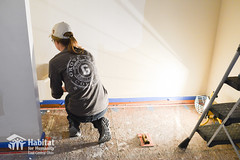 Allen_Fam_1_18_HFHECO-3.jpg (habitateco) Tags: allen family volunteer paint grove city college habitat for humanity east central ohio
