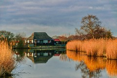 The Cabin (C.G.Photos) Tags: norfolkbroads england marshes eastanglia norfolk