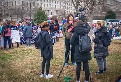 2017.01.21 Women's March Washington, DC USA 00085