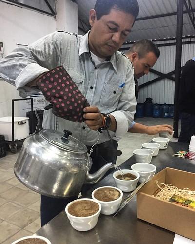 PDG Micro Coffee Workshop El Salvador