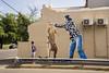 Lushsux - Roo Punch (Kokkai Ng) Tags: lushsux graffiti art melbourne victoria cremorne viral roo punch kangaroo