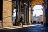 Agli Uffizi (Fabio Pratali LI) Tags: firenze toscana people uffizi