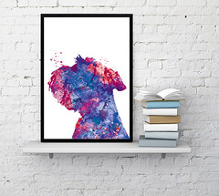 Miniature schnauzer Watercolor Print Dog Art Dog Watercolor Dog painting Miniature schnauzer poster Little dog wall decor Dog birthday gift (bogiartprint) Tags: artandcollectibles prints giclee dogwatercolor dogpainting dogposter dogprint miniatureschnauzer miniatureart littledog dogart dogbirhtday doghomedecor dogchildrenroom dogportrait dogpicture