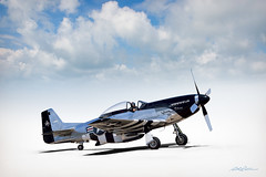 Quick Silver (DL_) Tags: northamerican p51 mustang wwii fighter aviation