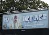 Iceage_8977 (Mike Head - Jetwashphotos) Tags: billboard signage iceage comingsoon
