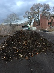 Community Compost Build - 12.5.16 - Fortunate Pigs Foot
