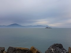 A Light Tranquility.. (Michael C. Hall) Tags: lighthouse ireland kerry fenit morning