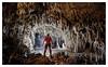 Coventosa - Galería Macarroni (Sorginetxe (Iñigo Gómez de Segura)) Tags: cueva cave caving cavidad cueverosdelavavisión cantabría coventosa espeleología espeleofotografía fotografíasubterranea speleophotography speleophotomeeting macarroni