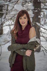 Leena (20 of 32) (napaeye) Tags: leena winter tahoe tahoekeys snow women model