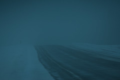 Highway 1 (bryanscott) Tags: dusk fog highway highway1 manitoba snow winter hadashville canada ca